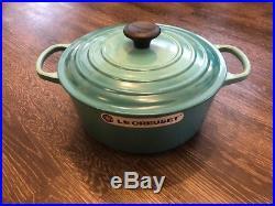 Le Creuset Signature 5.5-qt. Round Caribbean Dutch Oven with Lid