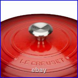 Le Creuset Signature Enameled Cast-Iron 4.5-Quart Round French (Dutch) Oven