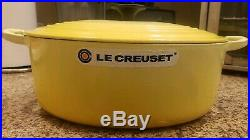 Le Creuset Signature Oval Dutch Oven #29, 5 Quarts