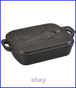 LeCreuset Star Wars Han Solo Signature Roaster in Enameled Cast Iron