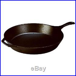 Lodge Cast Iron Skillet 15-inch 15
