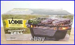 Lodge Cast Iron Sportsman Grill