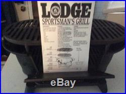 Lodge Sportsmans Grill! Wildlife series! Nice
