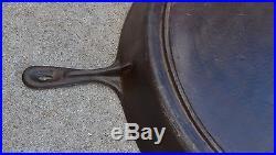 No. 20 Cast Iron Skillet Huge