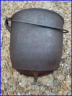 Peyote Water Drum Kettle Iron Small 6 Size Bean Pot