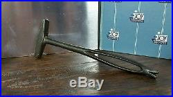 RARE Erie Cast Iron Tack Hammers Pair Set Pre Griswold 1890s HTF Vtg USA