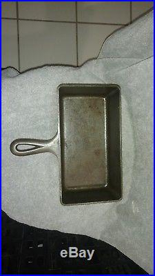 RARE- Griswold Cast Iron Loaf Pan part # 877