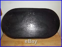 RARE Griswold cast iron ham boiler oval roaster