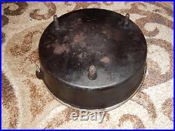 RARE Lodge 14 Cast Iron Camp Dutch Oven 8 Qt RARE