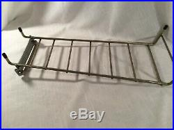 Rare Antique Griswold Store Display Rack For Cast Iron Skillets