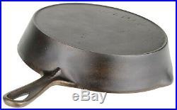 Rare Chicken Foot WAPAK No 8 Cast Iron Skillet Excellent Restored Condition