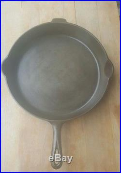 Rare Griswold #13 Cast Iron Skillet