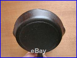 Rare. Number One #1 Griswold ERIE 411 Childs Skillet