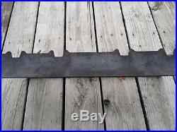 Rare Wagner HOTEL 4 Paddle Waffle Iron with Base. Nice Original Handle and Base