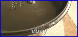 STAUB Cast Iron SAPPHIRE MUSSEL POT 2 QT Made In France