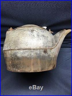 Selden Griswold Cast Iron Tea Kettle No. 8