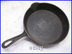 Set Marietta & PSW Cast Iron Frying Pan 7, Cookware Fry Skillet Smoke Ring