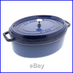 Staub Cast Iron 8.5-qt Oval Cocotte Visual Imperfections