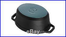 Staub Cookware Cocotte Casserole Pot Casserole Pig 17 CM Cast Iron