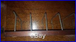 Very Rare Griswold Cast Iron Skillet Rack #1058 Store Display All Original