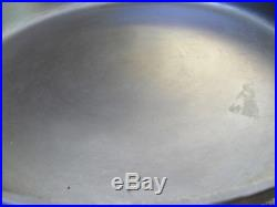 VERY RARE Griswold 13 Cast Iron Skillet 720 Vintage Cookware