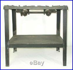 VTG Antique Griswold NO 2020 Cookstove on Stand Pat 1832 RARE
