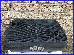 Vintage Cast Iron Hibachi Grill John Wright NEW RARE