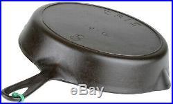 Vintage ERIE Pre-Griswold No 8 Cast Iron Skillet Restored Condition