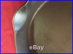 Vintage Erie Griswold 11 B Cast Iron Skillet Heat Ring Antique Vintage USA PA