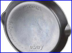 Vintage Fully Marked Griswold Victor No 9 (723) Cast Iron Skillet Restored Cond