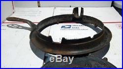 Vintage Griswold Cast Iron 1908 No 8 Waffle Iron 314 315 327-E 315A Erie 327e a