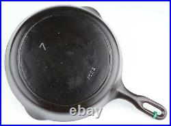 Vintage Griswold Iron Mountain Series No 7 (1032) Cast Iron Excel Restored Cond