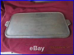 Vintage Griswold No 11 (911) Cast Iron Griddle FREE SHIPPING