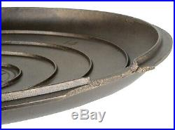 Vintage Griswold No 14 (474) Cast Iron Skillet Lid Cover Restored Condition