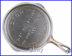 Vintage Griswold No 6 (697) Fully Marked Cast Iron Skillet Ex Restored Condition