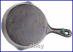 Vintage Hammered Lodge Cast Iron Toy Skillet Set Excel Restored Condition