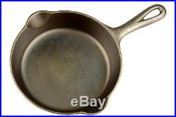 Vintage Large Block Logo Griswold No 4 EPU (702A) Cast Iron Skillet in EXC COND