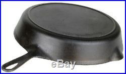 Vintage Slant Logo Griswold No 10 (716) Cast Iron Skillet Excel Restored Cond