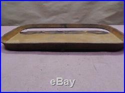 Vintage Wagner No. 4 Cast Iron Stovetop Pancake Griddle Skillet