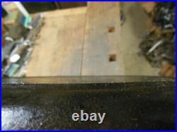 Vintage cast iron skillet GRISWOLD #13 slant logo clean old large kitchen tool