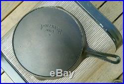 antique vollrath cast iron cookware