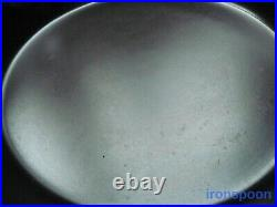 Vtg. GRISWOLD Cast Iron SKILLET Frying Pan # 11 MEDIUM BLOCK LOGO Ironspoon