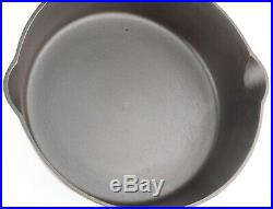 Vtg Griswold Iron Mountain No 8 (1034A/34B) Cast Iron Chicken Skillet Ex Cond