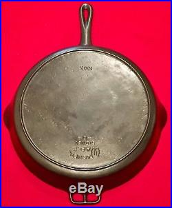 Wagner Cast Iron #13 Skillet 1063