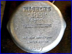Wagner's 100th Anniversary Limited 5 Pc Mini Cast Iron Cookware Set Original Box