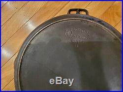 Wagner ware 1063 #13 skillet in great shape